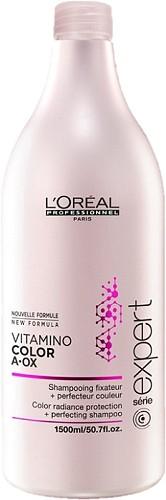 loreal vitamino color aox shampoo 1500 ml - Shampooing Vitamino Color