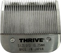Thrive Fine Blade Set size 000 / 0,25 mm