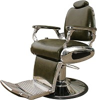 Barburys Arrow Barberchair Green