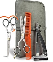 Jaguar Get Ready Relax Left Hair Scissor Set
