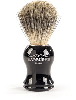 Barburys Silver Diamond Shaving Brush