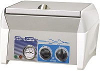 "Ceriotti Steriliser ""Sanity Security"" - white"