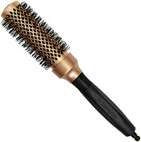 "Hairway Ceramic Brush ""Gold Ceramic & Ionic"" 33 mm"