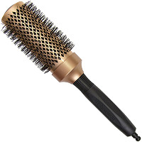 "Hairway Ceramic Brush ""Gold Ceramic & Ionic"" 43 mm"