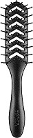 Denman Hyflex Vent Brush D200 Anthracite, 7-row