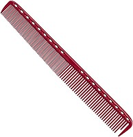 YS Park Cutting Comb No. 335 red