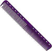 YS Park Cutting Comb No. 339 purple