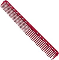 YS Park Cutting Comb No. 339 red