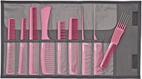 Jaguar Comb set pink