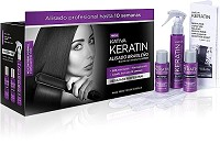 Kativa Brazilian Xpress Keratin Smoothing Kit 170 ml