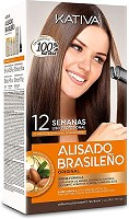 Kativa Brazilian Keratin Smoothing Kit