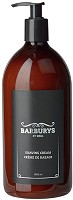 Barburys Barber Shaving Cream 1000 ml