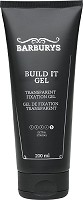 Barburys Built It Gel / Transparent Gel  200 ml
