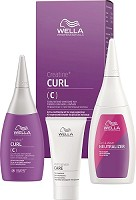 Wella Creatine+ Curl (C) Hair KIT 75 ml+30 ml+100 ml