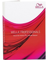 Wella Koleston Perfect Me+/CT Eco Color Chart Koleston Me+ & Color Touch