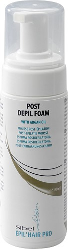 Sibel Èpil'hair pro Post Depilation Foam With Argan Oil 150 ml