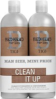 TIGI Bed Head for Men Clean Up Tween Duo
