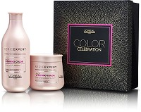 Loreal Gift Set Serie Expert Vitamino Color AOX
