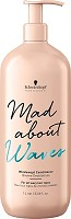 Schwarzkopf Mad about Waves Windswept Conditioner 1000 ml