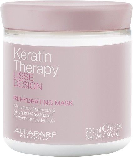 Alfaparf Lisse Design Keratin Therapy Rehydrating Mask 200 g