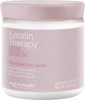 Alfaparf Milano Keratin Therapy Lisse Design Rehydrating Mask 200 ml