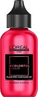 Loreal Colorfulhair Flash Pro Hair Midnight Fuchsia 60 ml