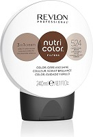 Revlon Professional Nutri Color Filters 524 Coppery Pearl Brown 240 ml