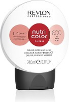 Revlon Professional Nutri Color Filters 600 Red 240 ml