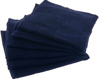 Efalock 6x Energy economy towel Black