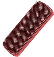 Fripac Hairdresser's Clothes Brush Red