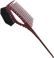 YS Park Tint Comb & Brush No. 640 Red