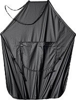 "Comair Dyeing apron ""Chrom"" anthracite"