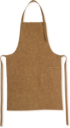 Barburys Mascul PU Leather Barber Apron