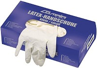 Comair Latex gloves Large box of 100