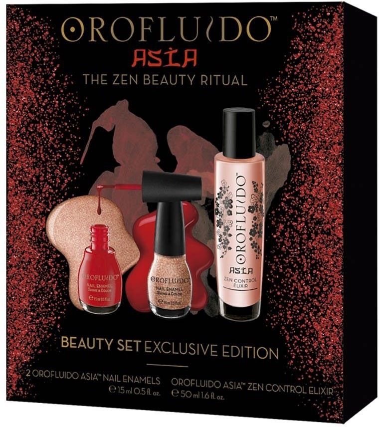 Orofluido Gift Set Asia Zen Beauty Exclusiv Edition